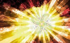 Cosmic Solar Flower Fern Flare 2  check out my work!   http://shawn-dall.artistwebsites.com/