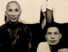 Ip Man and Leung Sheung