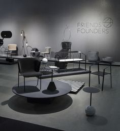Friends & Founders and their beautiful stand from Stockholm Furniture Fair 2016. Stockholm Furniture & Light Fair 2016. #stockholmfurniturefair #sff2016 #sthlmfurnfair