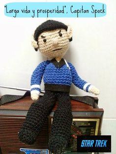 Capitan Spock!