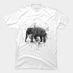 Elefunk T Shirt By Jdzine Design By Humans