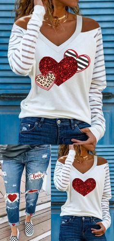 Pretty Outfits, Fall Outfits, Casual Outfits, Cute Outfits, Fashion Outfits, Diy Clothes And Shoes, Clothes For Women, Cute Valentines Day Outfits, Gilet Crochet