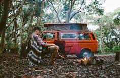 """@aureliebettys 432/1000 """"Adventures in Australia with our beloved '82 vw Betty.  #bettysvanventures http://ift.tt/1SVPftq"""" by vanlifers"""