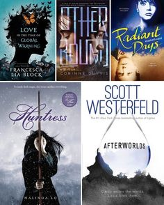 Diversity in YA — Gay Without the Gay Angst: 10 Books About Lesbian/Bi/Queer Girls