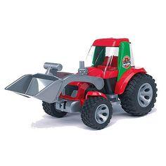 "Bruder Roadmax Tractor - Bruder Toys America - Toys ""R"" Us"