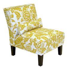 Skyline Furniture - La Chaise sans bras dans le Maïs de Canari - 5705CNYMAIZE - Home Depot Canada