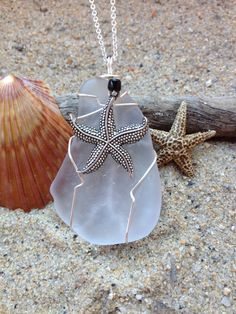 313 Starfish on Seaglass