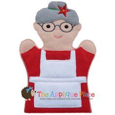 Mrs. Claus Puppet