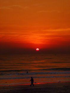 Sunrise walk 27 july 2012