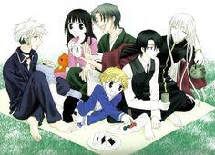 Natsuki Takaya, Fruits Basket, Momiji Sohma, Kagura Sohma, Hatori Sohma