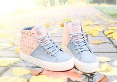 Studded Platform Sneakers- Wishlist