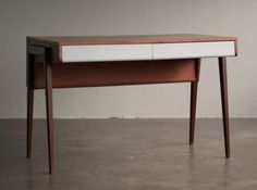 vintage modern desk - Google Search