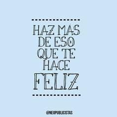 #inspiración #Felicidad #quotes #frases
