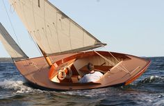 newenglandboating.com Price: $50,000: Nathanael Herreshoff designed 3 versions of these slippery fast and attractive one-designs: the Buzzard's Bay 15, Newport 15, and the Watch Hill 15