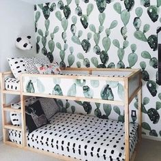 Cool Ikea Kura Beds Ideas For Your Kids Room23