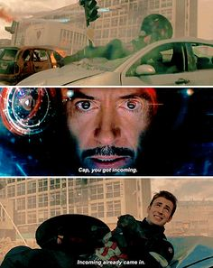 Avengers: Age of Ultron | The level of sass in this movie is going to be the death of me