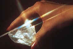 The STAR of SIERRA LEONE, 968.80 carats, is the third largest diamond ever found, and the largest alluvial diamond ever found.  The diamond was originally cut into a 143 carat stone, but because of an internal flaw, that stone was recut into 17 smaller stones, 14 of which are flawless.