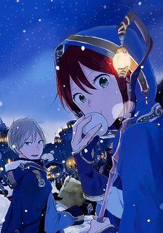 Akagami no Shirayuki-hime Manga Anime, Fanart Manga, Manga Love, I Love Anime, Me Me Me Anime, Fan Art, Zen Wisteria, Akagami No Shirayukihime, Snow White With The Red Hair