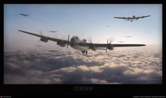 Avro Lancaster - Stream by Peter Forkasiewicz | 3D | CGSociety