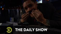 The Daily Show - Envisioning President Trump's First Term - The Daily Show with Trevor Noah  - scary