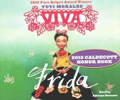 Frida Kahlo, one of the world's most famous and unusual artists is revered around the world. Her life was filled with laughter, love, and tragedy, all of which influenced what she painted on her canvases.   Distinguished author/illustrator Yuyi Morales illuminates Frida's life and work in this elegant and fascinating book.