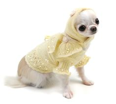 Shop where every purchase helps shelter pets! Oscar Newman Buttercup Baby Sweater with Beanie and Scarf - Soft Yellow - from $71.95