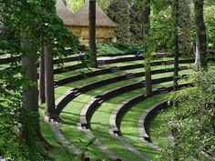 Manataka Sacred Grounds Developed
