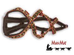 Dit harnas is speciaal ontworpen voor honden met een brede en diepe borst zoals pointers of kruising pointer.