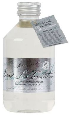 Softening Shower Gel with Dead Sea Salt and Wheat Extract