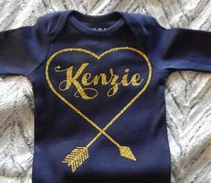 How pretty is this 100% customizable onesie (or shirt) for MyLittleLovedOne!? Get yours by clicking the picture.