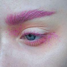 Ideas For Makeup Artist Cosmetics Make Up Pink Makeup, Cute Makeup, Pretty Makeup, Makeup Art, Beauty Makeup, Makeup Looks, Hair Makeup, Fox Makeup, Witch Makeup