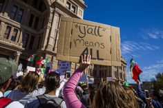Texas Lawmakers Fight Over Sanctuary City Bill | POPSUGAR News