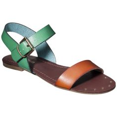 Women's Mossimo Supply Co. Lakitia Flip Flop - Brown