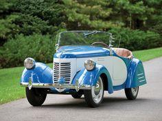 1939 American Bantam Model 62 Deluxe Roadster