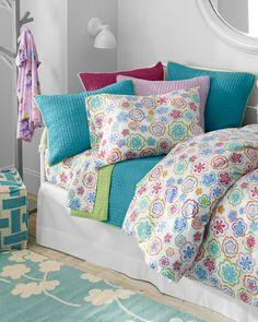 Petal Party Floral Bedroom