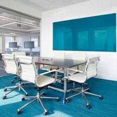 Clarus Float Glassboard in A Conference Room