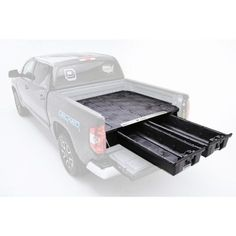 Pick Up Truck Storage System for Dodge RAM 1500 (1994-2001) 2500 and 3500 (1994-2002), 6 ft. 4 in. Bed Length