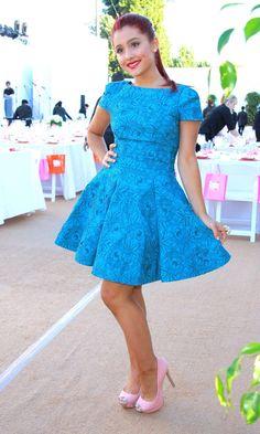 Ariana at the Angel Awards 2011 5/9