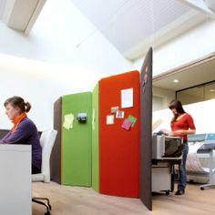 Room Dividers Design Buzzispace Contemporary Office Interior