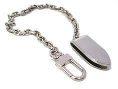#LouisVuitton Pan-BIE-of ogive  Money Clip/Wallet Chain Me M66203(BF059903) #lv