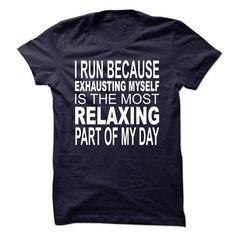 Run To Relaxing - #pink shirt #tee itse. LIMITED AVAILABILITY => https://www.sunfrog.com/Sports/Run-To-Relaxing-47548360-Guys.html?68278