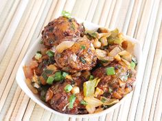 Mixed Vegetable Manchurian Dry - Serve it as a Starter in Party