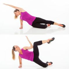 Circuit Workout: Waistline Whittler - Lower-Body Workout for Women: 7 Exercises for Toning Your Butt, Thighs, and Belly - Shape Magazine
