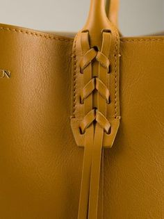 Lanvin Shopper Tote - Chuckies New York - Farfetch.com