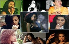 Top 10 Female #Smokers In Bollywood