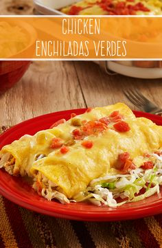 Made with zesty RO*TEL tomatoes, chicken and green enchilada sauce, our Chicken Enchiladas Verdes are the perfect dinner with a kick. Try them tonight!