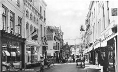 Old Pictures, Holland, Roots, Street View, Antique Photos, Dutch Netherlands, Old Photos, Netherlands, The Netherlands