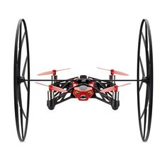 Parrot Mini Drone Rolling Spider Rouge a 89,90 € sur lick.fr
