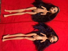 Monster high Dolls in good condition, normal wear and tear , close up of a mark on her chin but barely noticeable Mattel Dolls, Monster High Dolls, Normal Wear And Tear