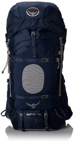 Osprey Men's Aether 70 Backpack >>> Don't get left behind, see this great product : Hiking backpack